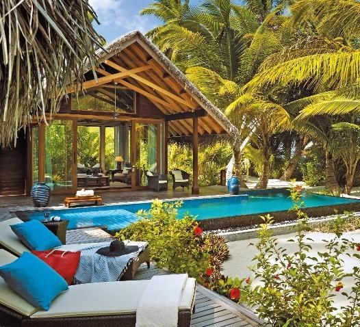Shangri-la?s Villingili Resort and Spa, Maldivi 2
