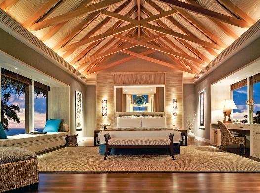 Shangri-la?s Villingili Resort and Spa, Maldivi 3