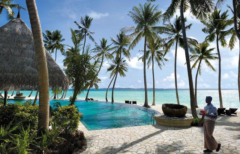 Shangri-la?s Villingili Resort and Spa, Maldivi 4