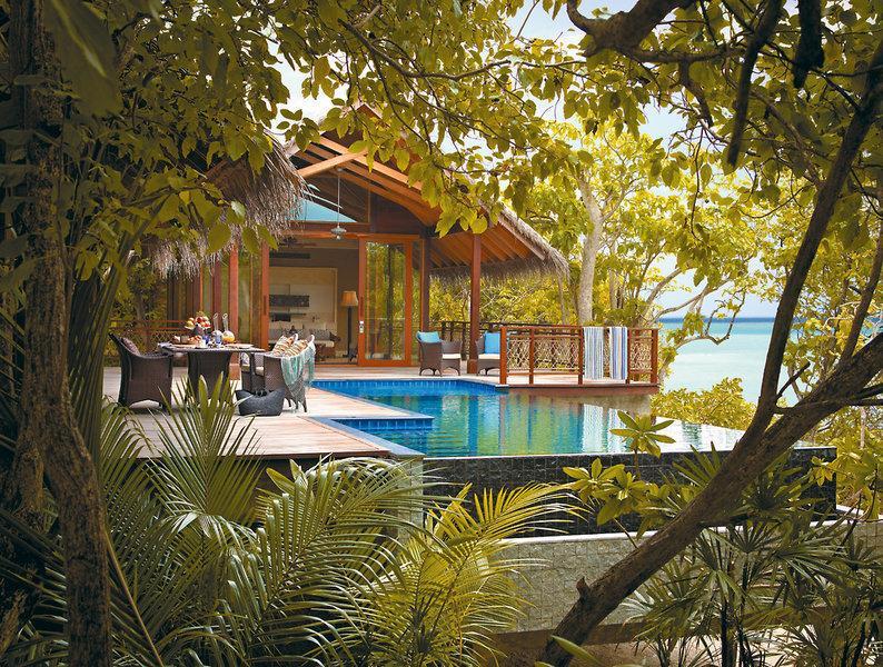 Shangri-la?s Villingili Resort and Spa, Maldivi 5