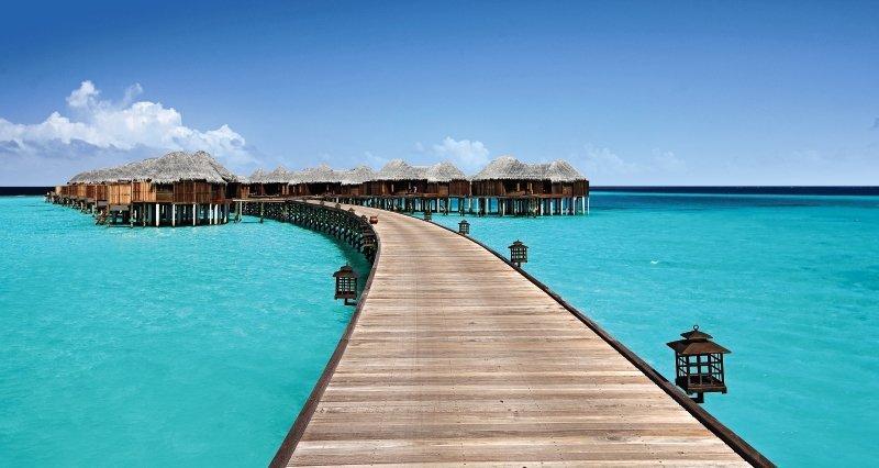 Constance Halaveli Maldives, Maldivi 2