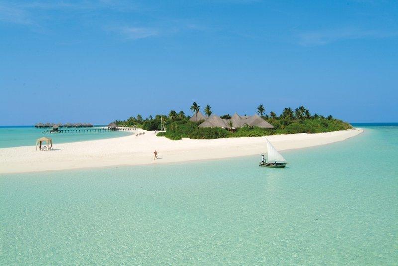 Coco Palm Dhuni Kolhu, Maldivi 3