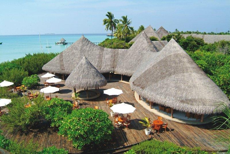 Coco Palm Dhuni Kolhu, Maldivi 5