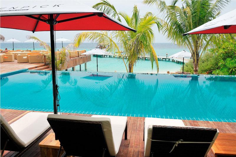 Eriyadu Island Resort, Maldivi 1