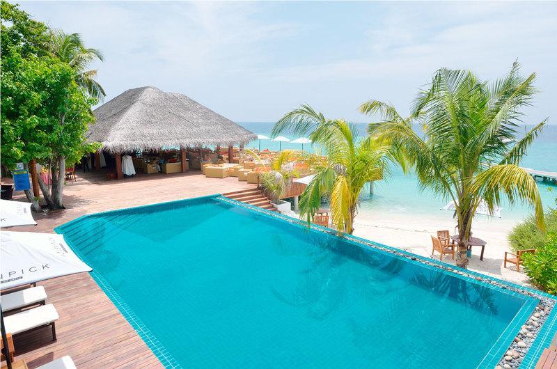 Eriyadu Island Resort, Maldivi 2