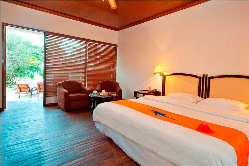 Eriyadu Island Resort, Maldivi 5