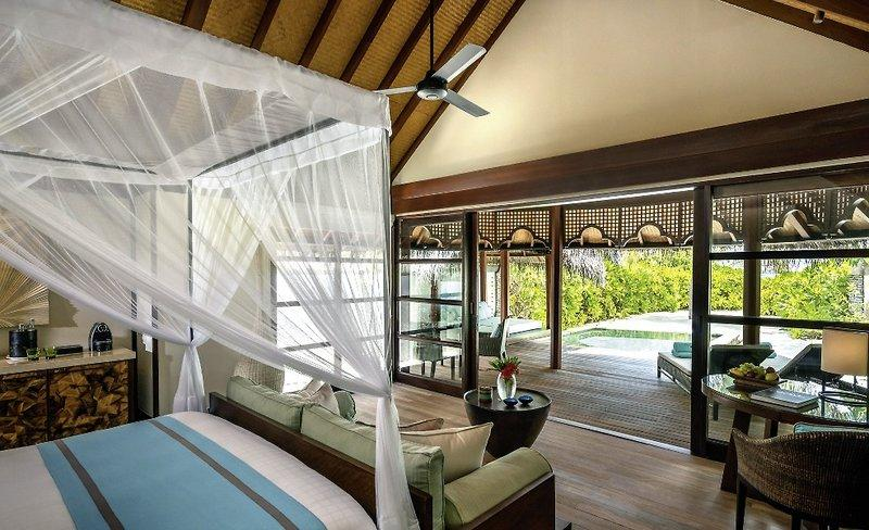 Four Seasons Resort Maldives At Kuda Huraa, Maldivi 2