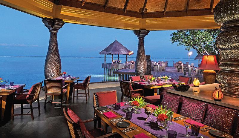 Four Seasons Resort Maldives At Kuda Huraa, Maldivi 3