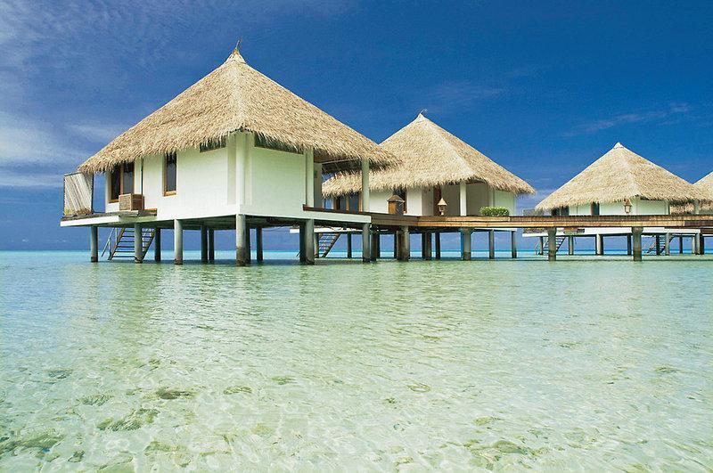 Gangehi Island Resort, Maldivi 3