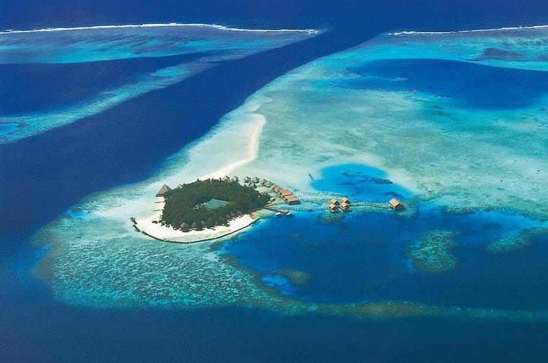 Gangehi Island Resort, Maldivi 4