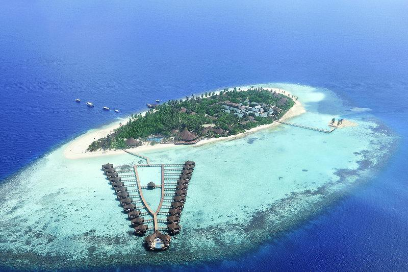 Robinson Club Maldives, Maldivi 5