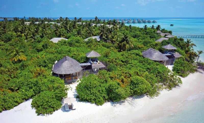Six Senses Laamu, Maldivi 1