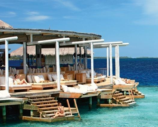 Six Senses Laamu, Maldivi 4