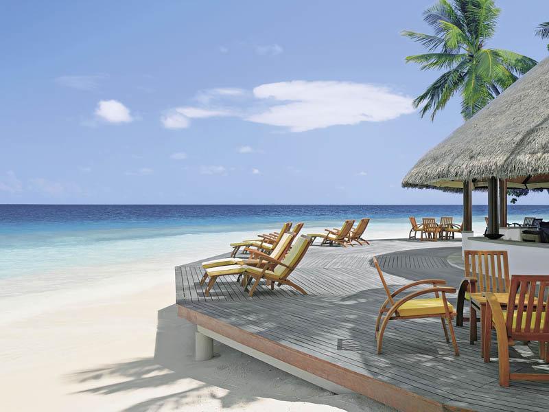 Angsana Ihuru, Maldivi 3