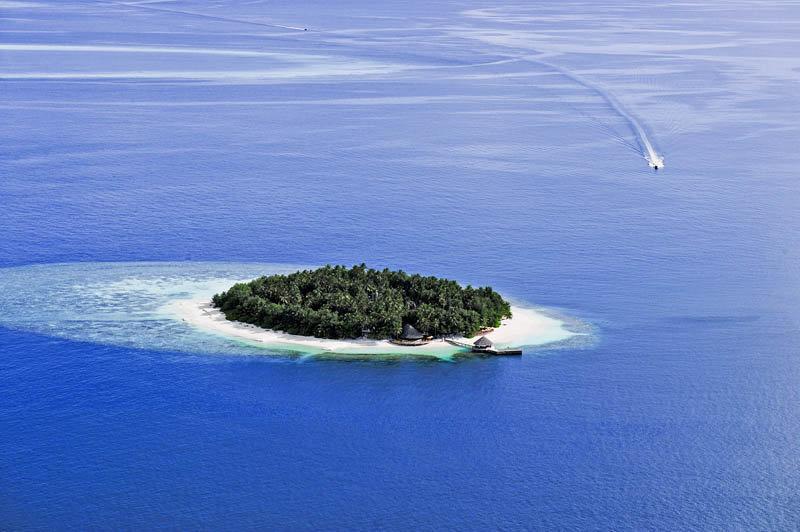 Angsana Ihuru, Maldivi 4