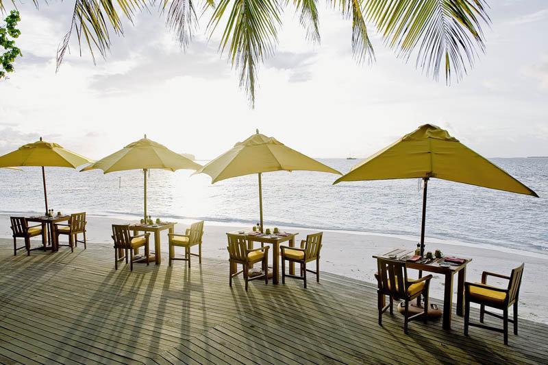 Angsana Resort and Spa, Maldivi 5