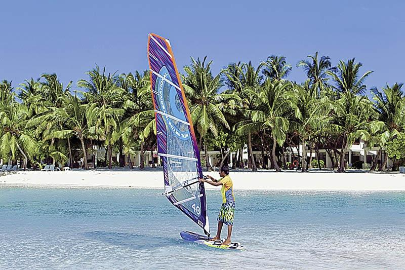 Kurumba Maldives, Maldivi 2