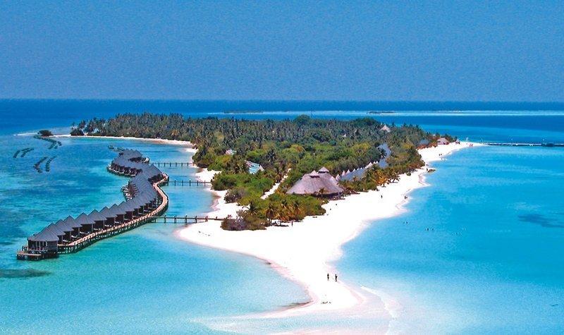 Kuredu Island Resort, Maldivi 1