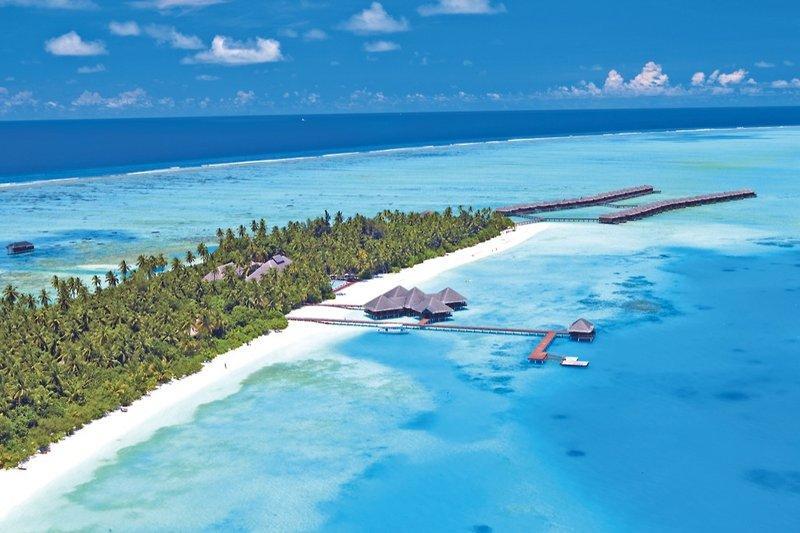 Medhufushi Island Resort, Maldivi 1