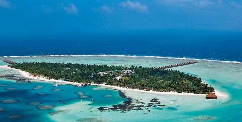 Meeru Island Resort and Spa, Maldivi 1