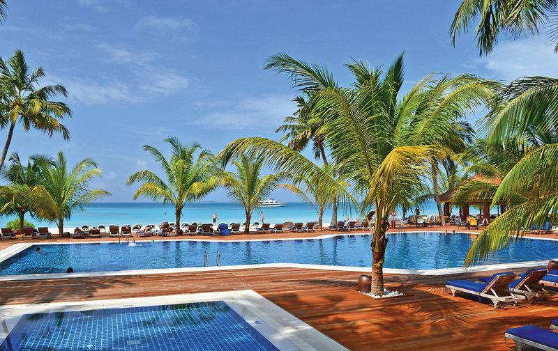 Meeru Island Resort and Spa, Maldivi 3