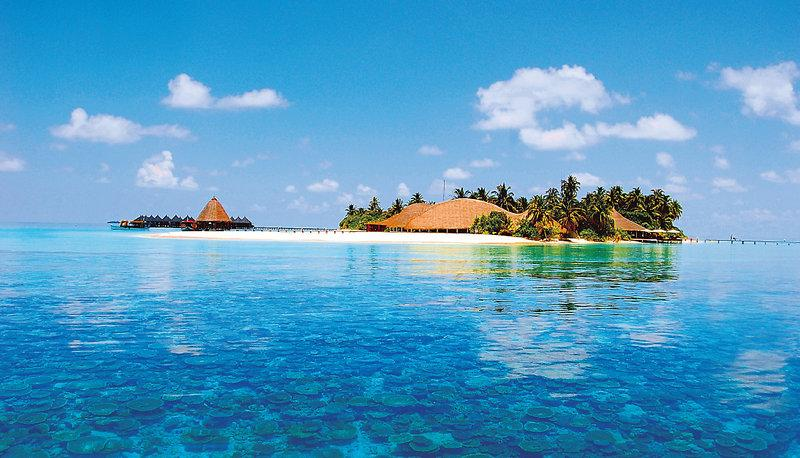 Angaga Island Resort and Spa, Maldivi 3