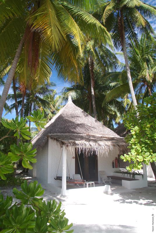 Angaga Island Resort and Spa, Maldivi 4