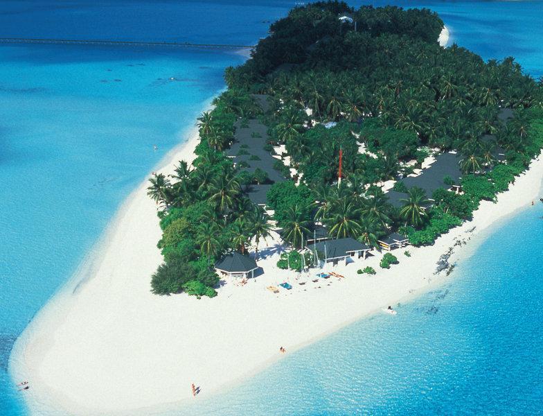 Holiday Island Resort and Spa, Maldivi 1