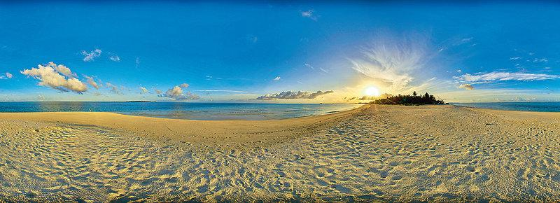 Holiday Island Resort and Spa, Maldivi 3