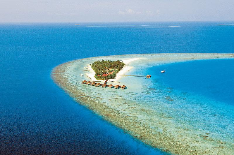 Voi Maayafushi Resort, Maldivi 1