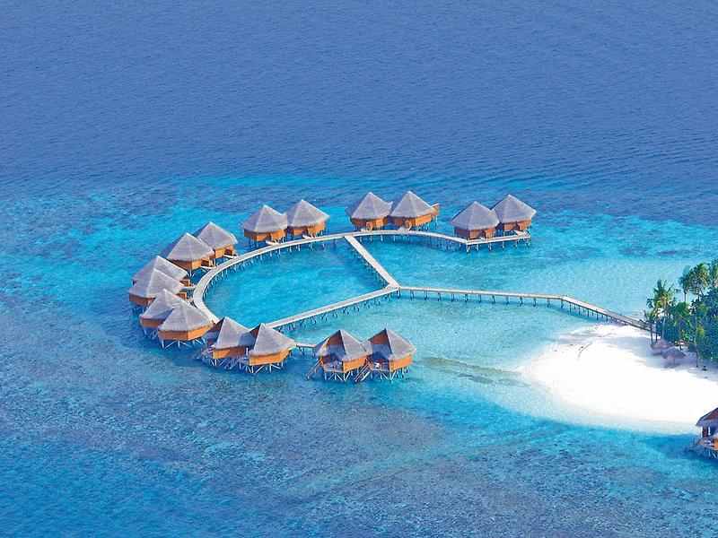 Mirihi Island Resort, Maldivi 1