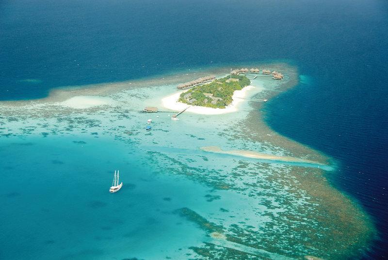 Mirihi Island Resort, Maldivi 3