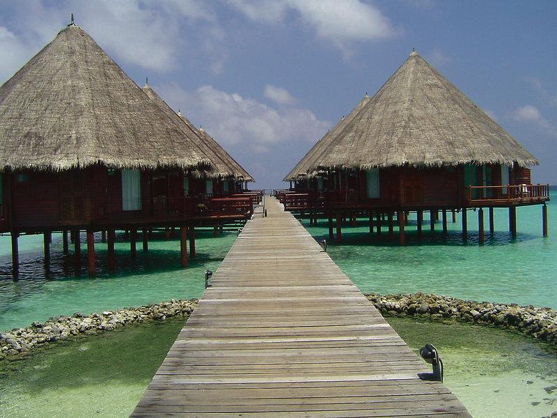 Velidhu Island Resort, Maldivi 3