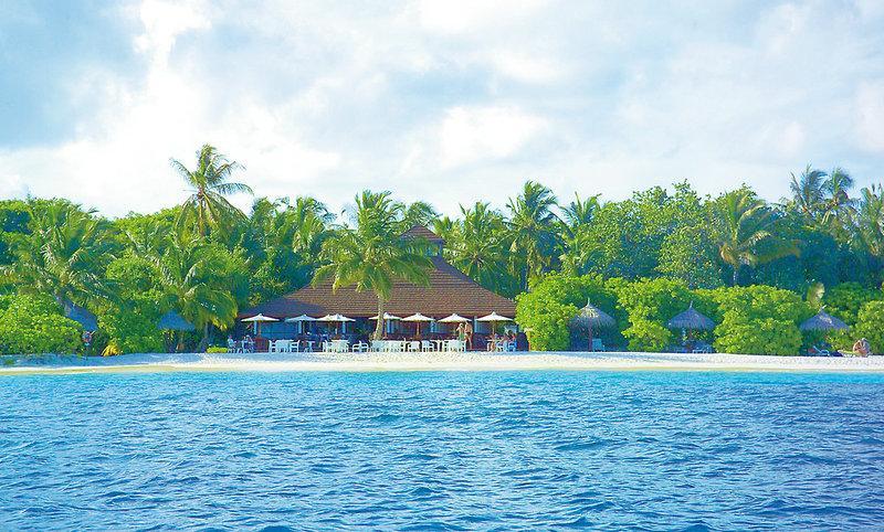 Velidhu Island Resort, Maldivi 4