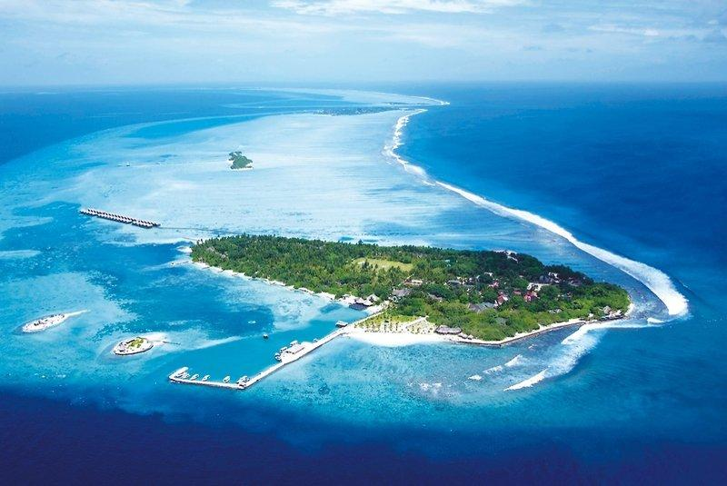 Adaaran Select Hudhuranfushi, Maldivi 1