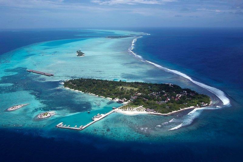 Adaaran Select Hudhuranfushi, Maldivi 5