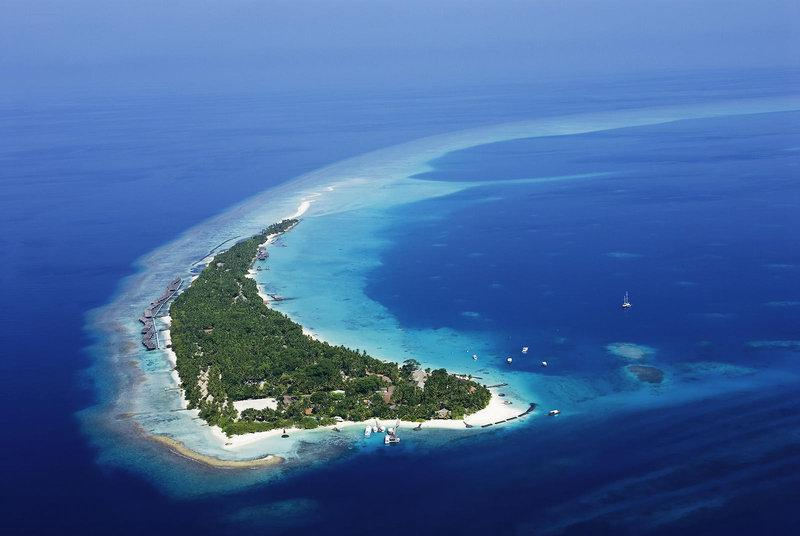 Kuramathi, Maldivi 1