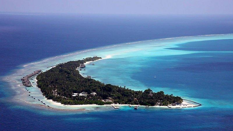 Kuramathi, Maldivi 2