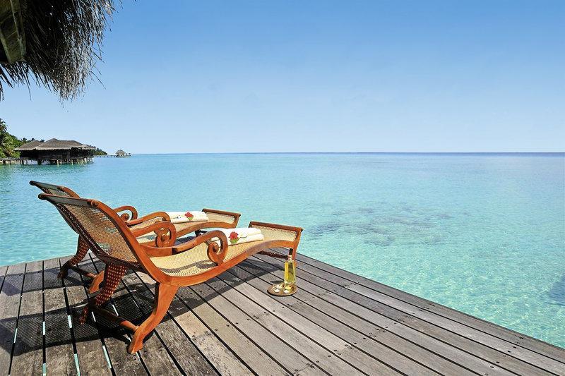 Kuramathi, Maldivi 3