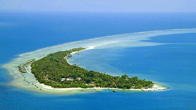 Kuramathi, Maldivi 4