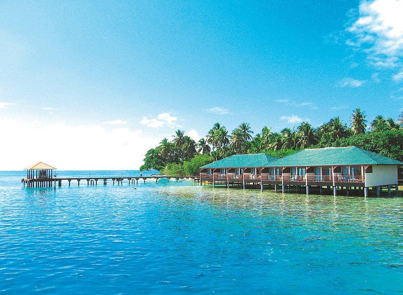 Embudu Village, Maldivi 2