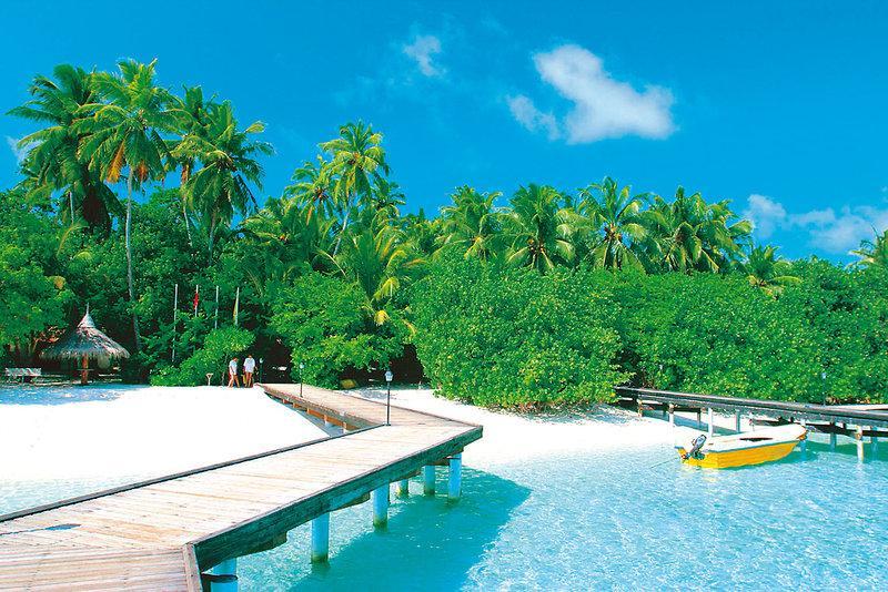 Embudu Village, Maldivi 3
