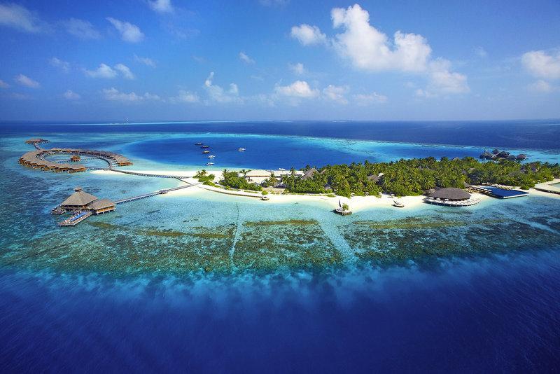 Huvafen Fushi, Maldivi 1