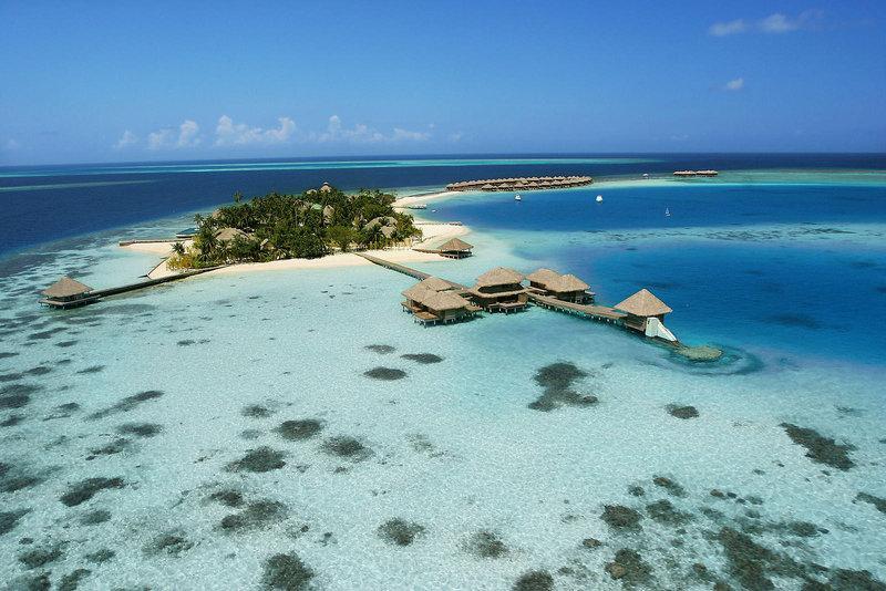 Huvafen Fushi, Maldivi 3