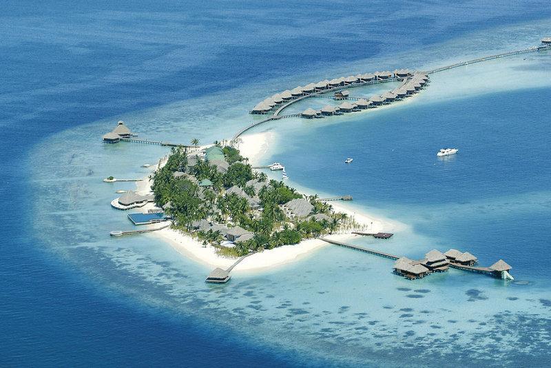 Huvafen Fushi, Maldivi 4