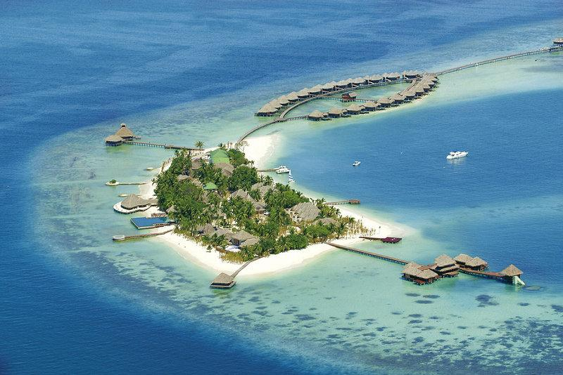 Huvafen Fushi, Maldivi 5