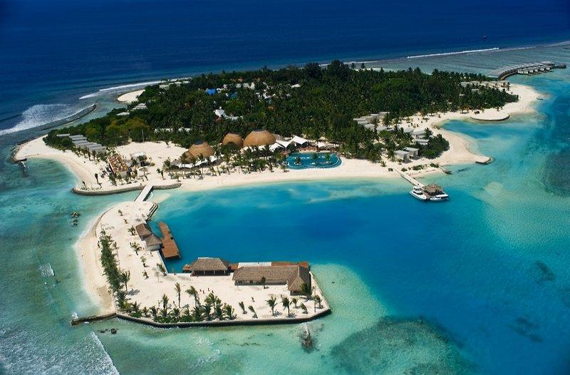Holiday Inn Resort Kandooma Maldives, Maldivi 1