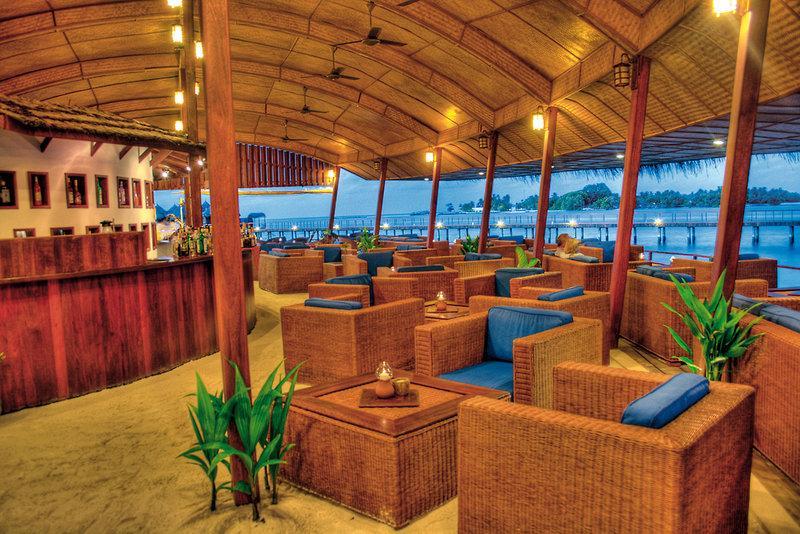 Nika Island Resort, Maldivi 3