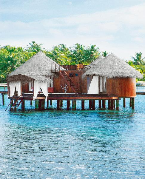 Nika Island Resort, Maldivi 4