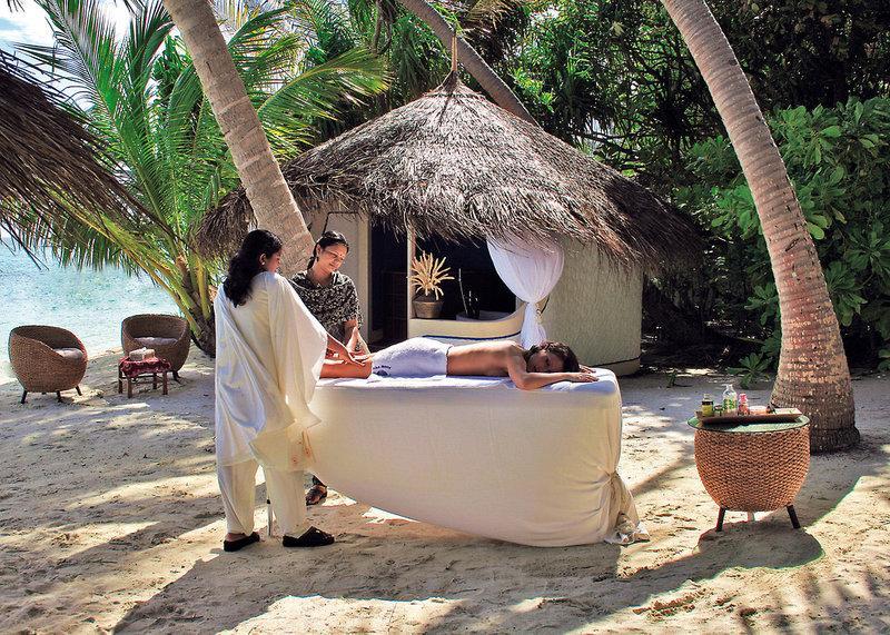 Nika Island Resort, Maldivi 5